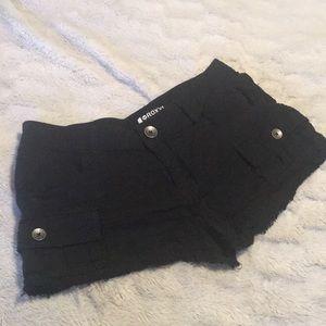Roxy black shorts
